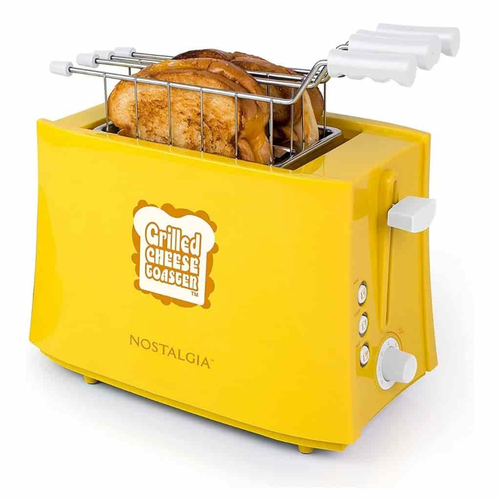 Grilled cheese toaster.