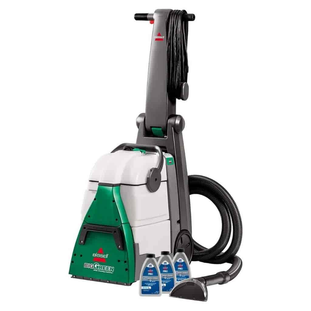 BISSELL commercial carpet cleaner.