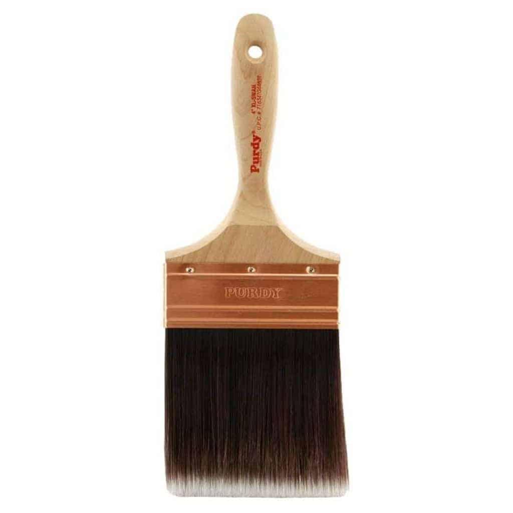 Purdy paint brush.